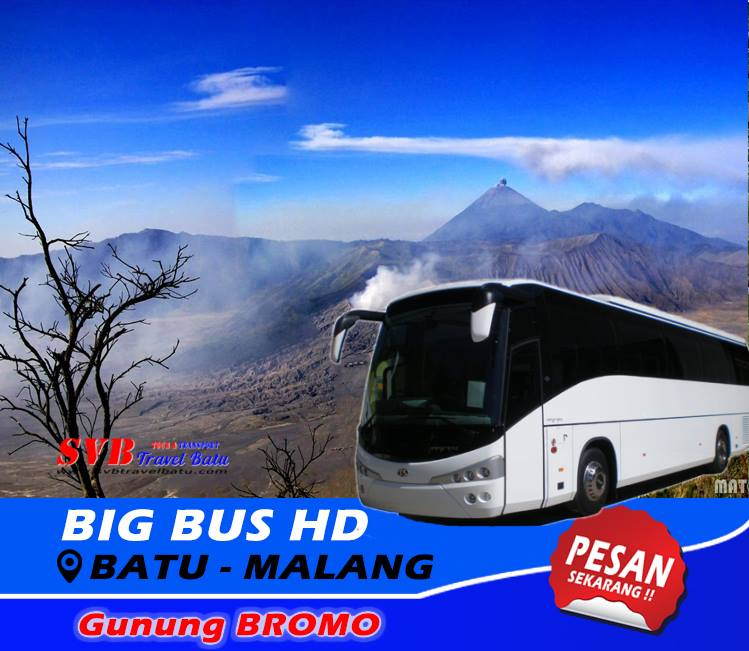 Rental Big Bus Di Batu Malang