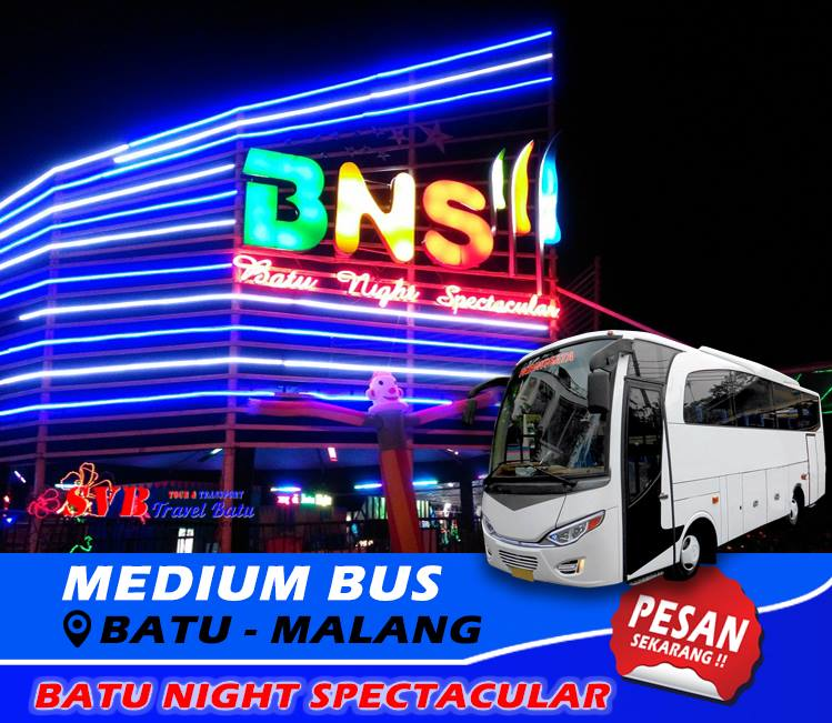 Rental Medium Bus Di Batu Malang