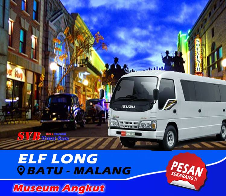 Rental Mobil Elf Long Di Batu Malang