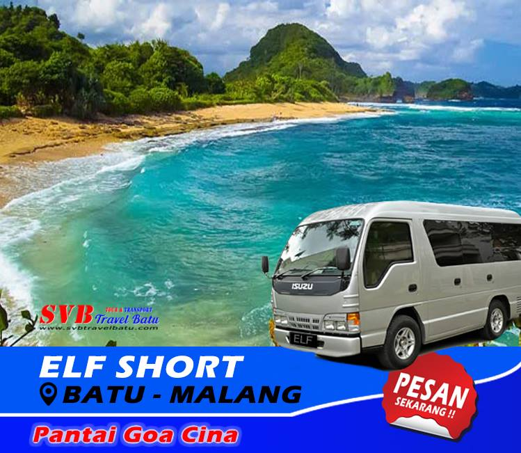 Rental Mobil ELF Short Di Batu Malang