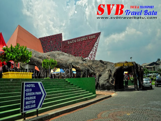 City Tour Kota Batu
